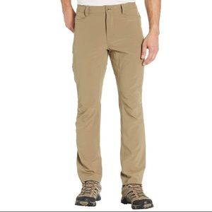 Under Armor Pants Khakis Flex Stretch Size 32 x 32